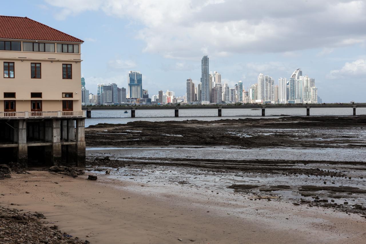 "Panama City - Blick auf die ""Neustadt"""