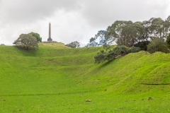 Auckland - Cornwall Park und One Tree Hill