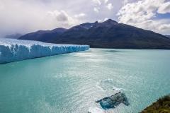 El Calafate: am Perito Moreno Gletscher