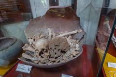 Agua Blanca - bestattete die alte Kultur ihre Toten