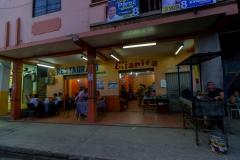 "Puerto Lopez - gute ""Kneipe"" :-)"