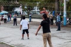 Ambato - Volleyball ist in Ecuador Nationalsport