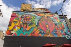 Bogota - ein bissel Farbe