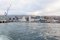 ... Valparaiso.