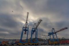 Vor dem Panama-Kanal war Valparaiso der letzte Hafen vor Kap Horn auf den Weg in den Atlantik.