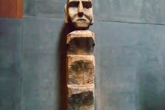 Im präkolumbianischen Museum