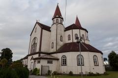 Puerto Varas - irgendwas soll an der Kirche besonders sein