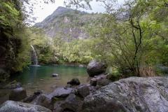 Saltos del Petrohué - im Sommer bestimmt erfrischend