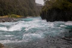Saltos del Petrohué - aber entspannend dabei zuzusehen