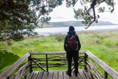 Nationalpark Chiloé - die Aussicht lädt zum Verweilen ein