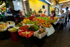 Obst- und Gemüsemarkt