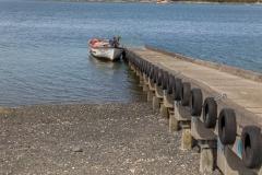 Chiloé - Cailin - das Boot war auch nicht wirklich groß ;-)