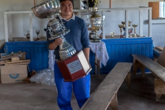 Chiloé - Cailin - Fußball ist angesagt