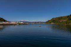 Puerto Montt - und an der Bucht
