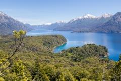Bariloche - Park Llao Llao - dier lange Weg lohnt sich ;-)