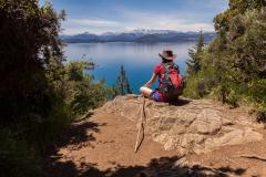 Bariloche - Park Llao Llao - uns super Aussichtspunkte zum Verweilen