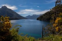 Bariloche - Park Llao Llao - ein letzter Blick auf den See