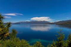 Straße der sieben Seen - Provinz Neuquén in Argentinien - Lago Nahuel Huapi
