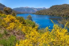 Straße der sieben Seen - Provinz Neuquén in Argentinien - Lago Correntoso