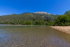 Straße der sieben Seen - Provinz Neuquén in Argentinien - am Lago Falkner