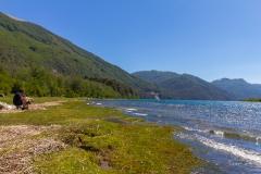 Straße der sieben Seen - Provinz Neuquén in Argentinien - war dort aber trotzdem schön :-)