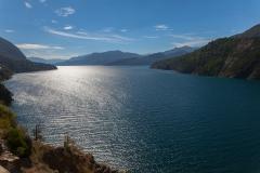Straße der sieben Seen - Provinz Neuquén in Argentinien - Lago Lácar