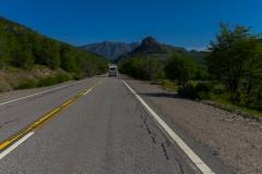 Straße der sieben Seen - Provinz Neuquén in Argentinien - mit dem Wohnmobil macht das bestimmt auch Spaß