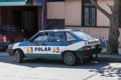 Puerto Natales - der mobile lokale Radiosender