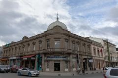 Punta Arenas - in der Innenstadt stehen noch Häuser der Woll/Schafsbarone