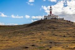 Die Insel mit Leuchtturm