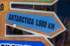 Ushuaia - die südlichste Stadt der Welt..