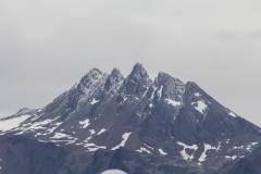 Ushuaia - der Hausberg