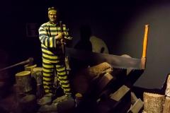 Ushuaia - Galeria Tematica Historia Fueguina - gab es ein Gefängnis...