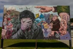 Ushuaia - Streetart