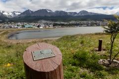 Ushuaia - an der bahia encerrada