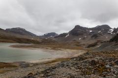 Grytviken: die alte Walfangstation