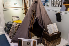 Im Museum von Grytviken