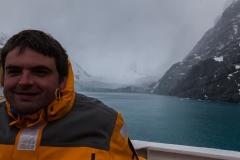 im Drygalski Fjord - am Gletscher