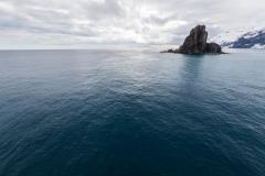 Point Wild, Elephant Island: hier haben Shakeltons Männer 4 Monate gelebt