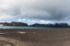 Deception Island: Überreste menschlicher Zivilisation
