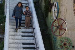 Piano-Treppen