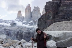 Torres del Paine: total fertig