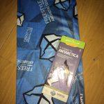 Infomaterial und Halstuch von freestyleadventuretravel.com