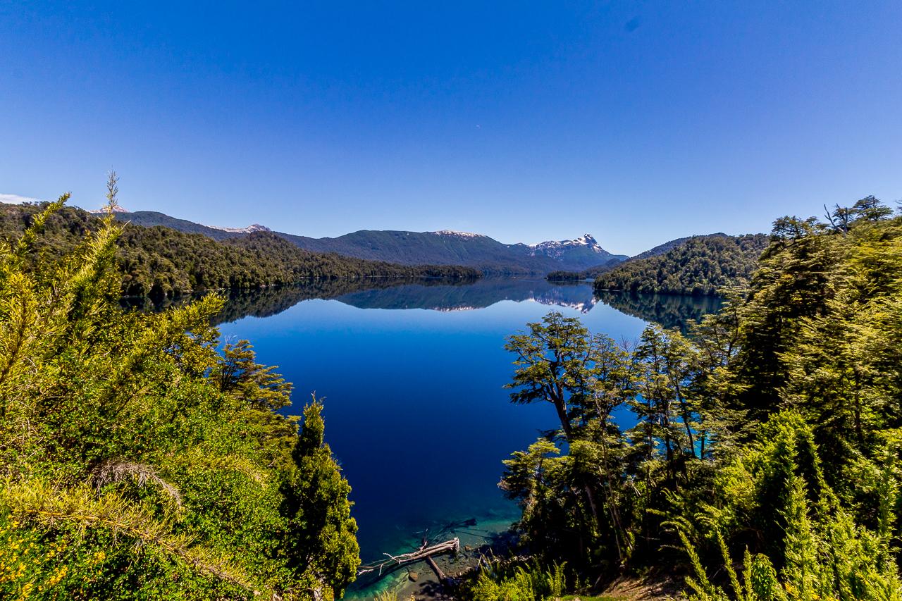 Argentinien - Patagonien - 7 Seen-Route (Ruta de los Siete Lagos) - Lago Espejo
