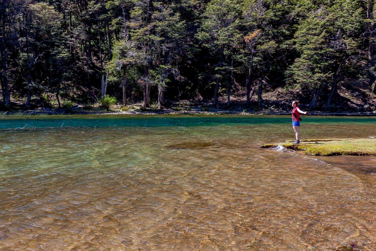 Argentinien - Patagonien - 7 Seen-Route (Ruta de los Siete Lagos) - Lago Villarino