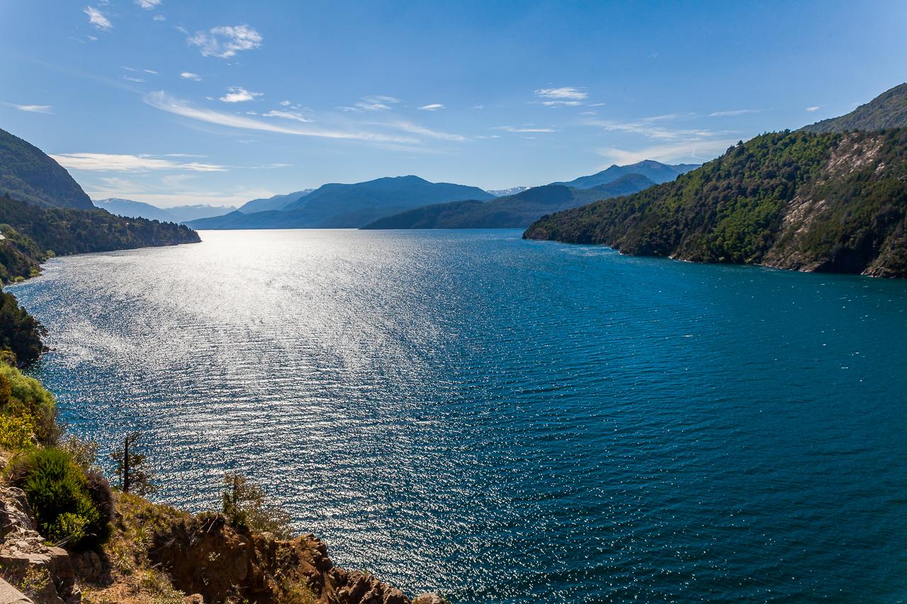 Argentinien - Patagonien - 7 Seen-Route (Ruta de los Siete Lagos) - Lago Lacar