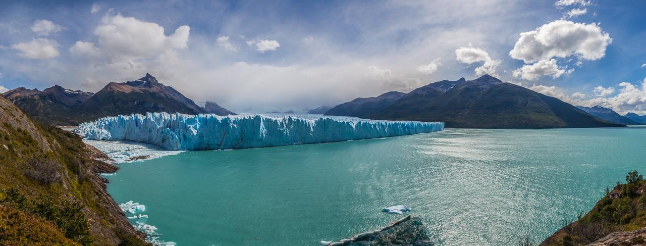 Argentinien - Patagonien - perito moreno