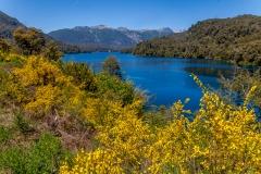 Argentinien - Patagonien - 7 Seen-Route (Ruta de los Siete Lagos) - Lago Correntoso