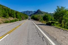 Argentinien - Patagonien - 7 Seen-Route (Ruta de los Siete Lagos)