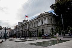 Chile - Stantiago - Innenstadt